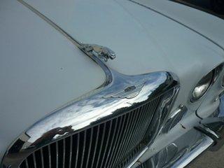 1965 Jaguar MK X 3.8 Sedan.