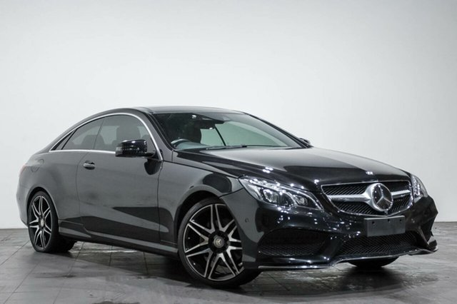 Used Mercedes-Benz E250 7G-Tronic +, Rozelle, 2014 Mercedes-Benz E250 7G-Tronic + Coupe