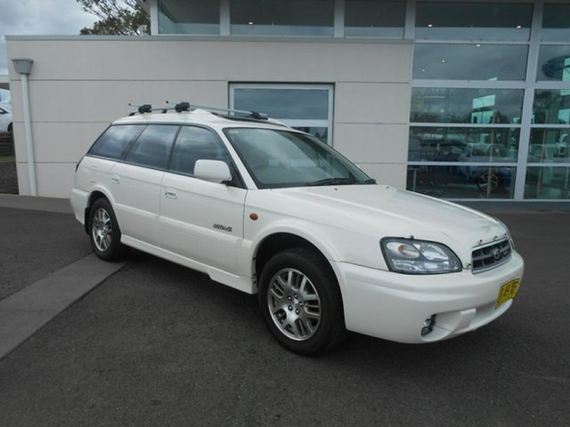 Used Subaru Outback H6 AWD Luxury, Nowra, 2002 Subaru Outback H6 AWD Luxury Wagon