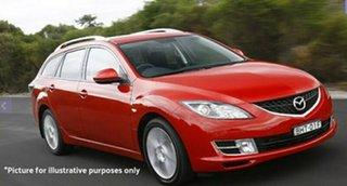 2011 Mazda 6 Classic Wagon.