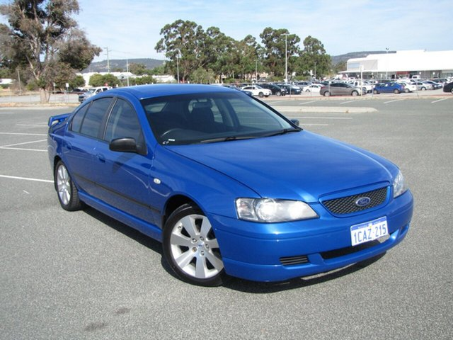 Used Ford Falcon SR, Maddington, 2005 Ford Falcon SR Sedan