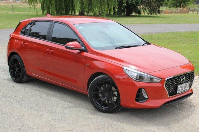 Used Hyundai i30 SR, Cheltenham, 2017 Hyundai i30 SR Hatchback
