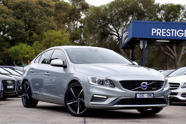 Used Volvo S60 T6 Adap Geartronic AWD R-Design, Balwyn, 2015 Volvo S60 T6 Adap Geartronic AWD R-Design Sedan