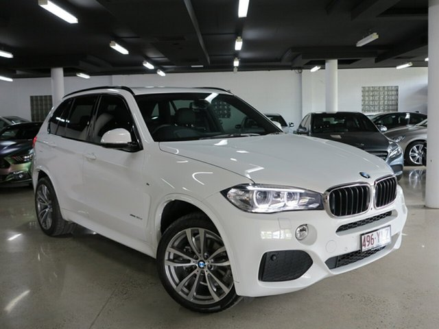Used BMW X5 xDrive30d, Albion, 2015 BMW X5 xDrive30d Wagon