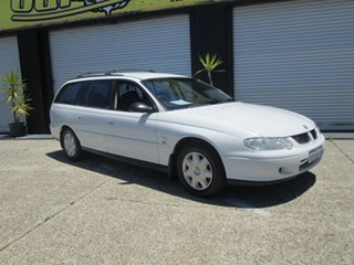 2002 Holden Commodore Acclaim Wagon.