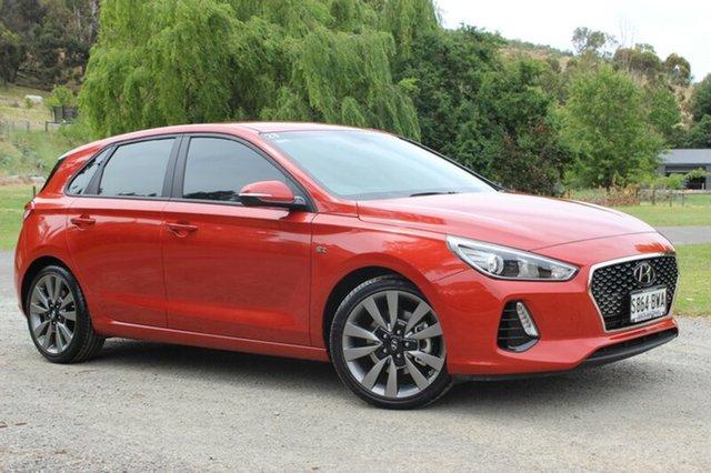Used Hyundai i30 SR D-CT, Cheltenham, 2017 Hyundai i30 SR D-CT Hatchback