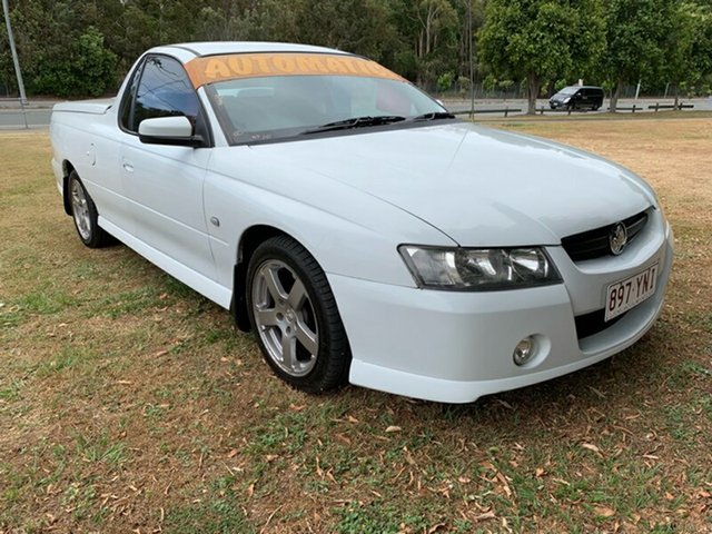 Used Holden Commodore SV6, Clontarf, 2007 Holden Commodore SV6 Utility