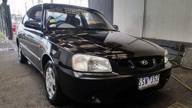 Used Hyundai Accent GL, Cheltenham, 2000 Hyundai Accent GL Hatchback