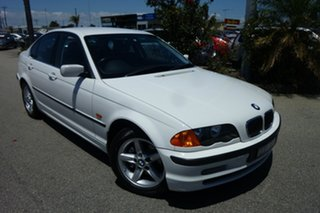 2001 BMW 320i Steptronic Sedan.