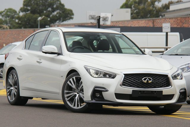 Discounted Demonstrator, Demo, Near New Infiniti Q50 Sport, Southport, 2018 Infiniti Q50 Sport Sedan
