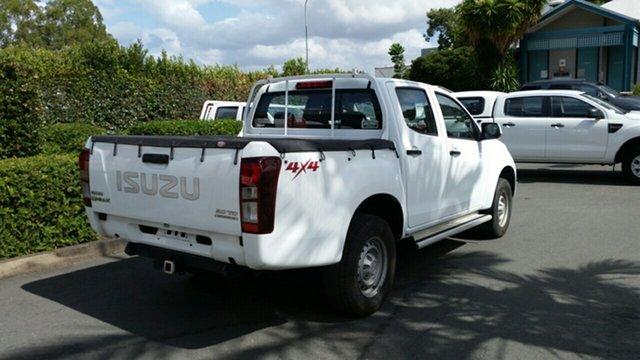 Used Isuzu D-MAX SX Crew Cab, Acacia Ridge, 2014 Isuzu D-MAX SX Crew Cab MY14 Utility