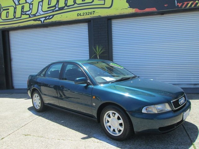 Used Audi A4 1.8T, O'Connor, 1998 Audi A4 1.8T Sedan