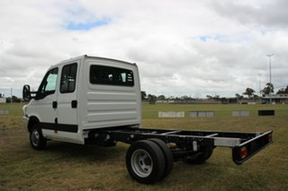 2010 Iveco Daily 50C18 Cab Chassis.