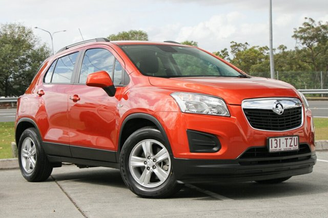 Used Holden Trax LS, Indooroopilly, 2014 Holden Trax LS Wagon