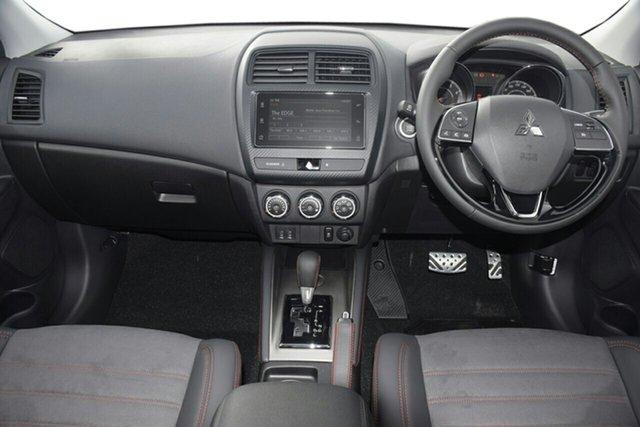 Demonstrator, Demo, Near New Mitsubishi ASX Black Edition 2WD, Toowong, 2019 Mitsubishi ASX Black Edition 2WD XC MY19 Wagon