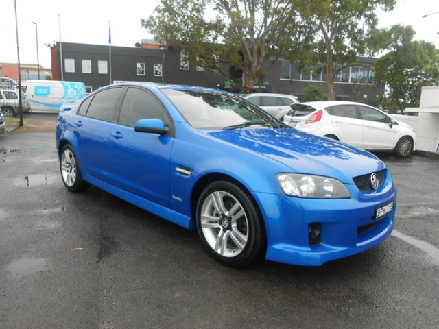 Used Holden Commodore SV6, Nowra, 2010 Holden Commodore SV6 Sedan