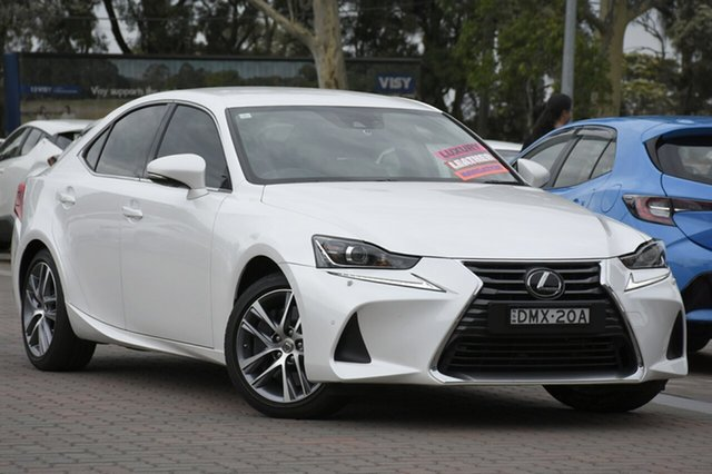 Used Lexus IS 200t Luxury, Warwick Farm, 2017 Lexus IS 200t Luxury Sedan