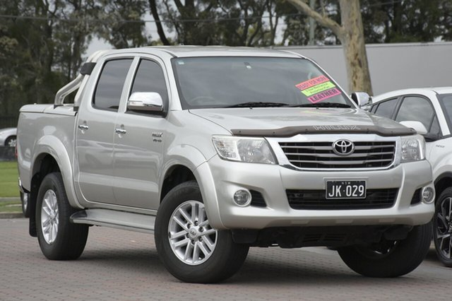 Used Toyota Hilux SR5 Double Cab, Southport, 2012 Toyota Hilux SR5 Double Cab Utility