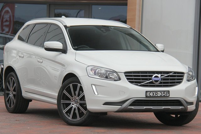 Discounted Used Volvo XC60 T5 Geartronic Kinetic, Warwick Farm, 2015 Volvo XC60 T5 Geartronic Kinetic SUV