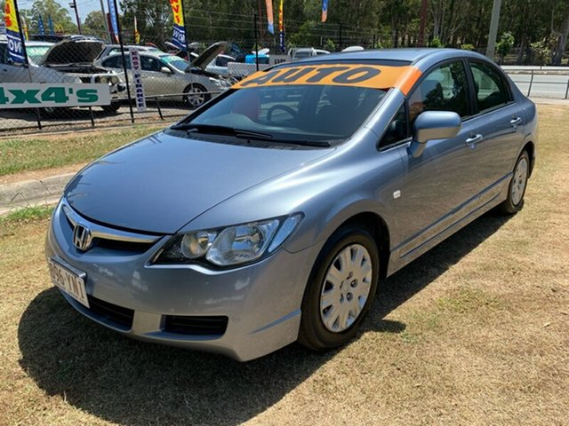 Used Honda Civic VTi, Clontarf, 2007 Honda Civic VTi Sedan