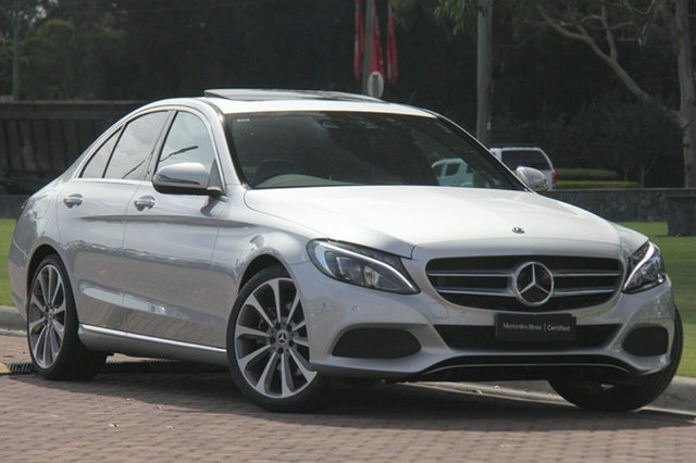 Discounted Used Mercedes-Benz C300 9G-TRONIC, Narellan, 2017 Mercedes-Benz C300 9G-TRONIC Sedan