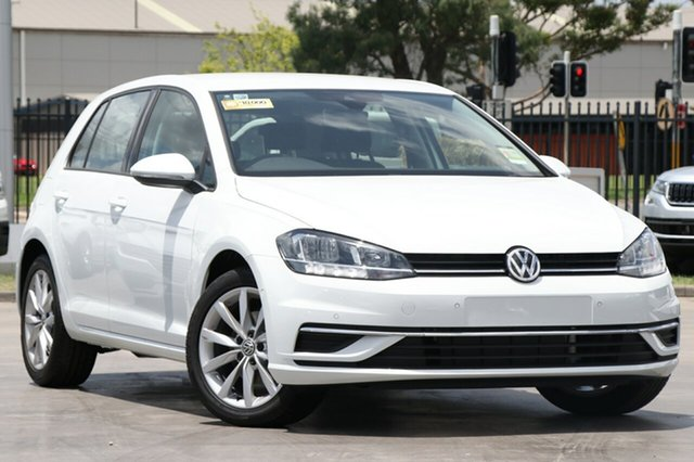 New Volkswagen Golf 110 TSI Comfortline, Nowra, 2018 Volkswagen Golf 110 TSI Comfortline Hatchback