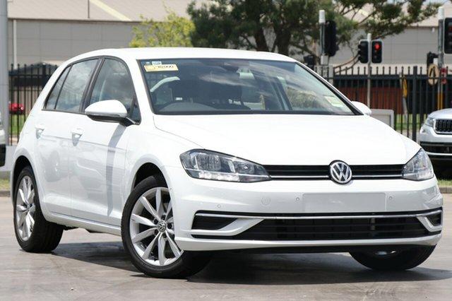 New Volkswagen Golf 110 TSI Comfortline, Nowra, 2019 Volkswagen Golf 110 TSI Comfortline Hatchback