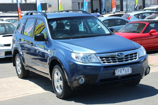 Used Subaru Forester X AWD Luxury Edition, Cheltenham, 2012 Subaru Forester X AWD Luxury Edition Wagon