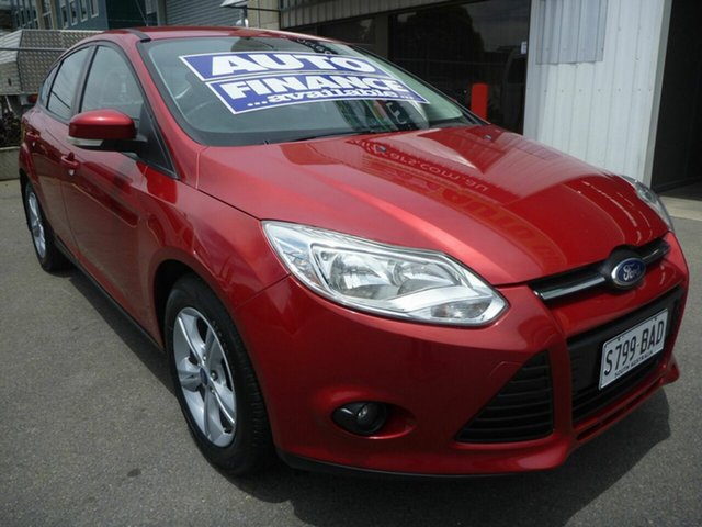 Used Ford Focus Trend PwrShift, Edwardstown, 2014 Ford Focus Trend PwrShift Hatchback