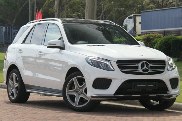Discounted Used Mercedes-Benz GLE250 d 9G-TRONIC 4MATIC, Warwick Farm, 2017 Mercedes-Benz GLE250 d 9G-TRONIC 4MATIC SUV
