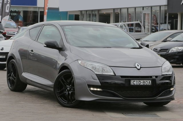 Used Renault Megane R.S. 250 Cup, Warwick Farm, 2012 Renault Megane R.S. 250 Cup Coupe
