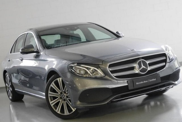 Used Mercedes-Benz E200 9G-Tronic PLUS, Warwick Farm, 2017 Mercedes-Benz E200 9G-Tronic PLUS Sedan