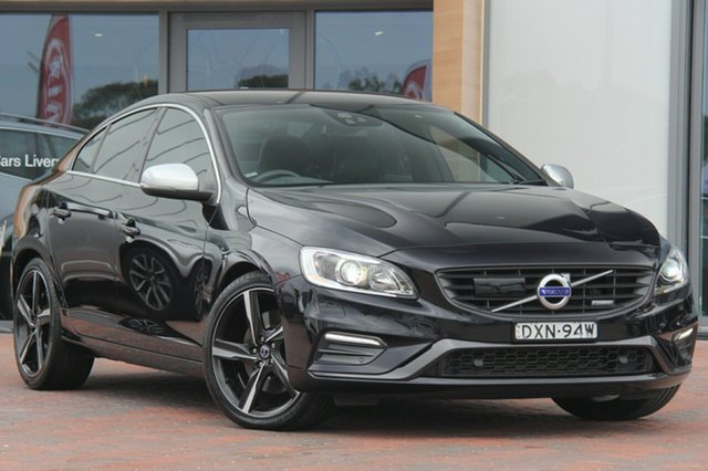 Discounted Used Volvo S60 T6 Geartronic AWD R-Design, Southport, 2013 Volvo S60 T6 Geartronic AWD R-Design Sedan