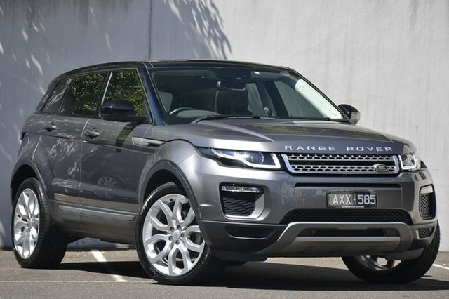 Used Land Rover Range Rover Evoque TD4 150 SE, Malvern, 2017 Land Rover Range Rover Evoque TD4 150 SE Wagon