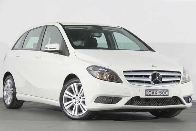 Used Mercedes-Benz B180 DCT, Southport, 2014 Mercedes-Benz B180 DCT Hatchback