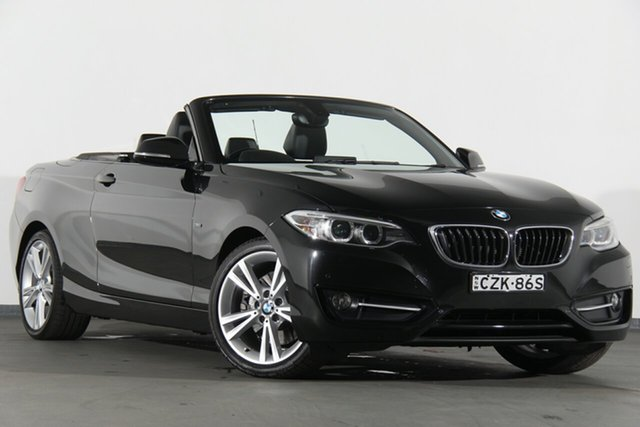 Discounted Used BMW 228i Sport Line, Southport, 2015 BMW 228i Sport Line Convertible