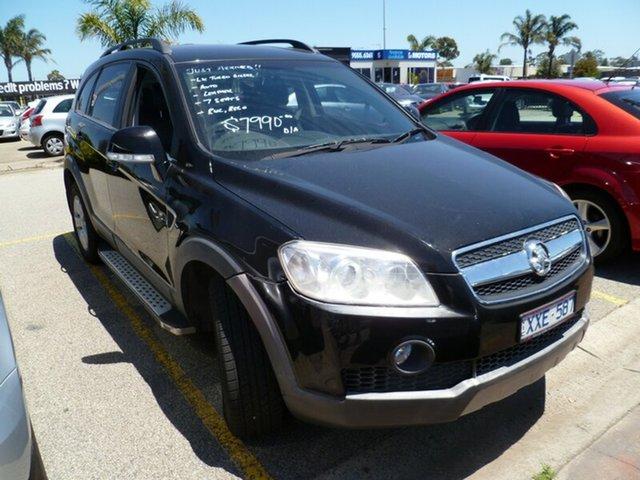 Used Holden Captiva LX AWD, Cheltenham, 2007 Holden Captiva LX AWD Wagon