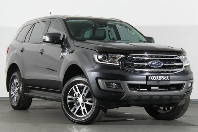 Used Ford Everest Trend 4WD, Southport, 2018 Ford Everest Trend 4WD SUV