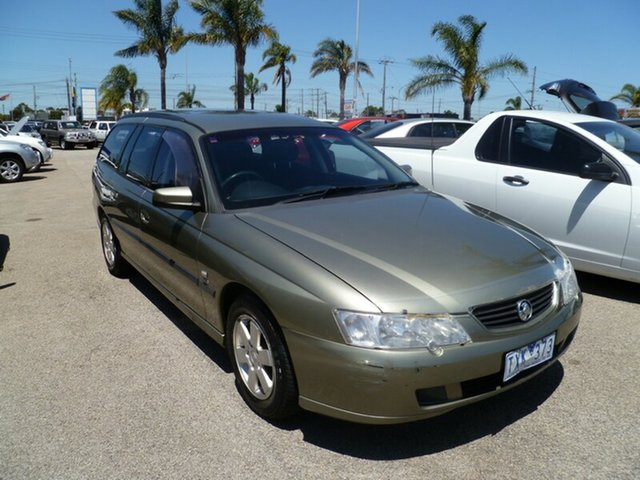 Used Holden Commodore Acclaim, Cheltenham, 2002 Holden Commodore Acclaim Wagon