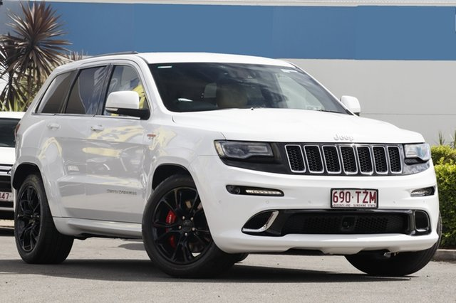 Used Jeep Grand Cherokee SRT, Beaudesert, 2014 Jeep Grand Cherokee SRT Wagon