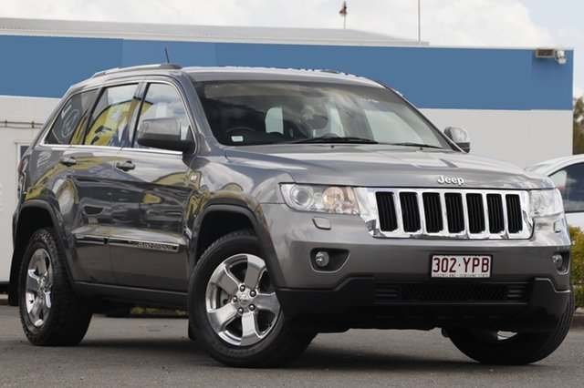 Used Jeep Grand Cherokee Laredo, Bowen Hills, 2012 Jeep Grand Cherokee Laredo Wagon