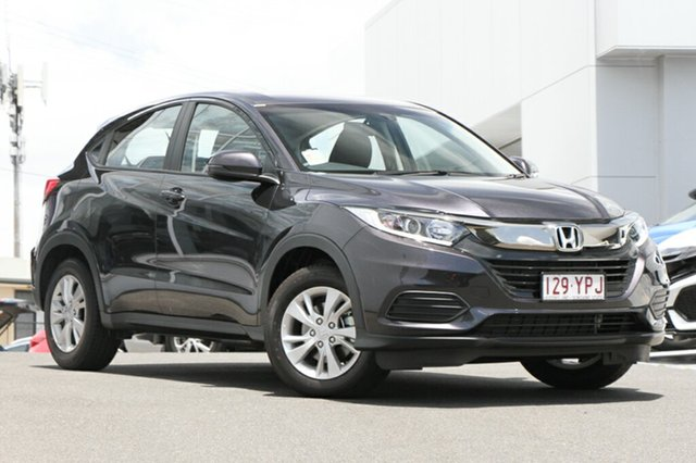 Demonstrator, Demo, Near New Honda HR-V VTi, Indooroopilly, 2018 Honda HR-V VTi Hatchback