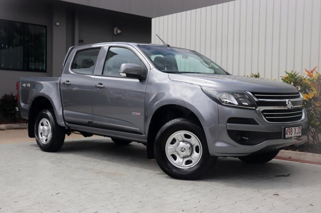 Used Holden Colorado LS Pickup Crew Cab, Cairns, 2016 Holden Colorado LS Pickup Crew Cab Utility