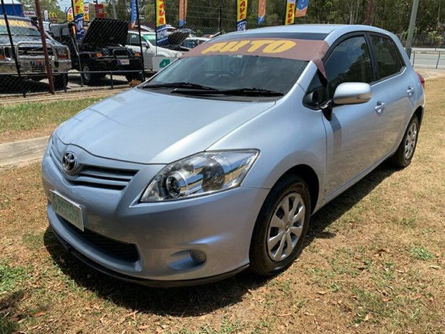 Used Toyota Corolla Ascent Sport, Clontarf, 2010 Toyota Corolla Ascent Sport Hatchback
