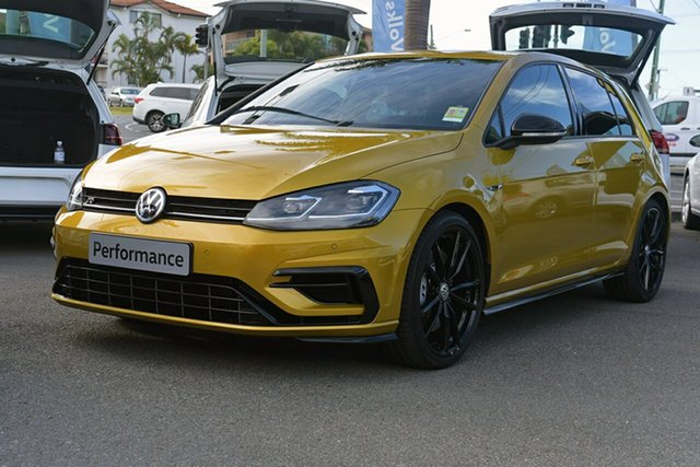 New Volkswagen Golf R DSG 4MOTION Special Edition, Southport, 2018 Volkswagen Golf R DSG 4MOTION Special Edition Hatchback