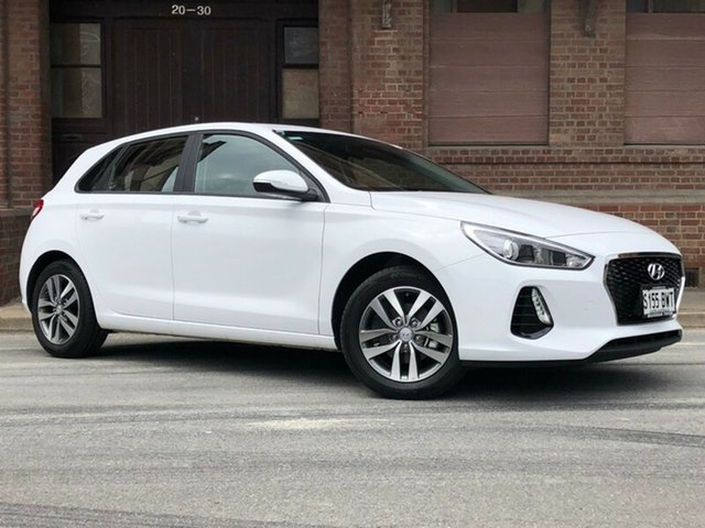 Demonstrator, Demo, Near New Hyundai i30 Active, Cheltenham, 2018 Hyundai i30 Active Hatchback