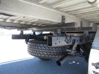 2013 Isuzu D-MAX LS-M Crew Cab Utility.
