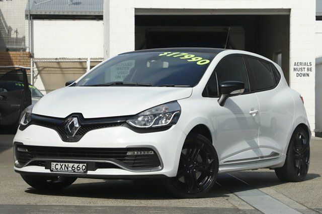 Used Renault Clio RS 200 Cup, Brookvale, 2014 Renault Clio RS 200 Cup Hatchback