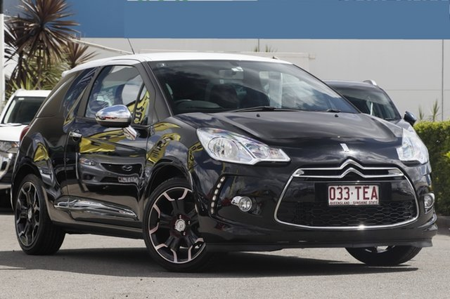 Used Citroen DS3 Dsport, Toowong, 2012 Citroen DS3 Dsport Hatchback