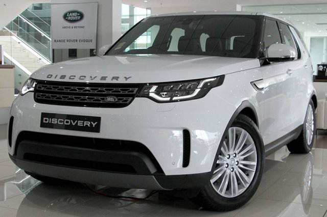 Discounted Demonstrator, Demo, Near New Land Rover Discovery SD4 SE (177kW), Concord, 2018 Land Rover Discovery SD4 SE (177kW) Wagon